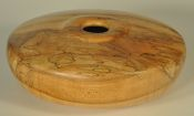 Spalted Sugar Maple hollow vessel