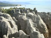 Punakaiki, New Zealand- Pancake Rocks